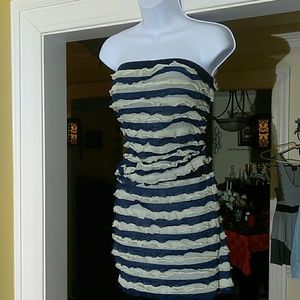 Anthropologie (lavand.) Tube dress